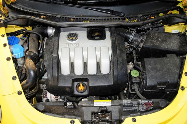 how to find engine code on vw