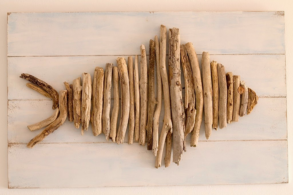 Diy Madera a la deriva / Diy Driftwood