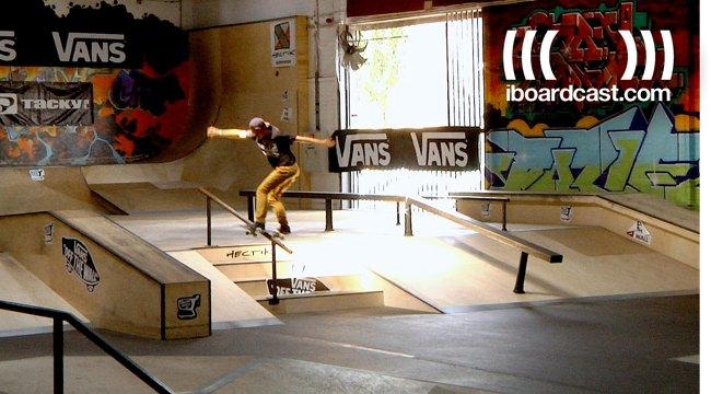Hoog niveau op het NK Skateboarden voor Junioren