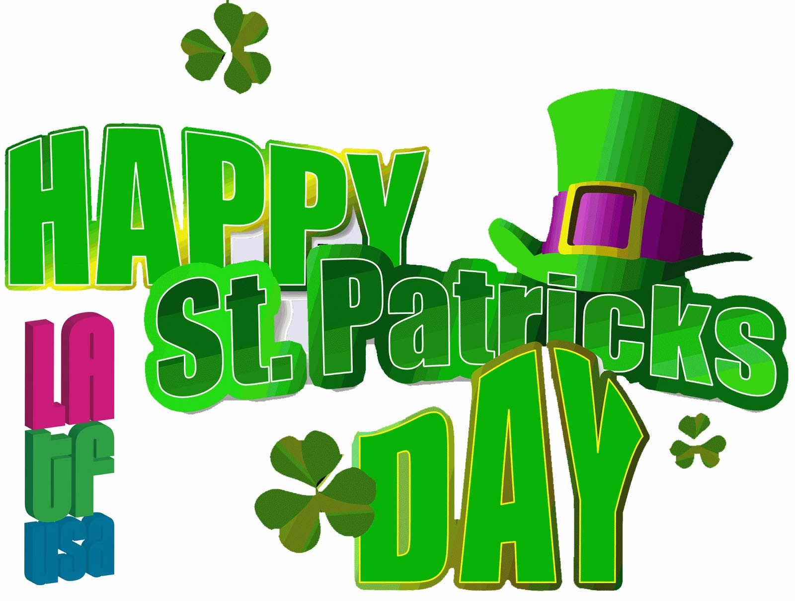 St Patrick's Day Images 2014