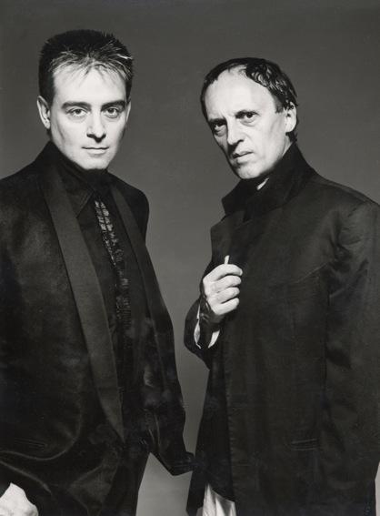 Claudio Simonetti & Dario Argento