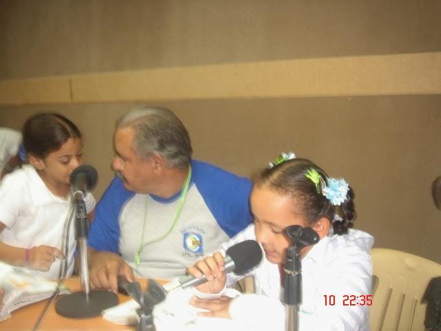 LOS PRIMEROS PROGRAMAS EN BARBARA STEREO  EN AÑO 2007
