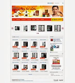 học thiết kế website bằng blogspot