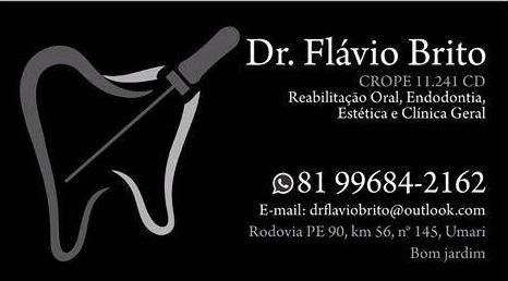 CLÍNICA DRº FLÁVIO BRITO