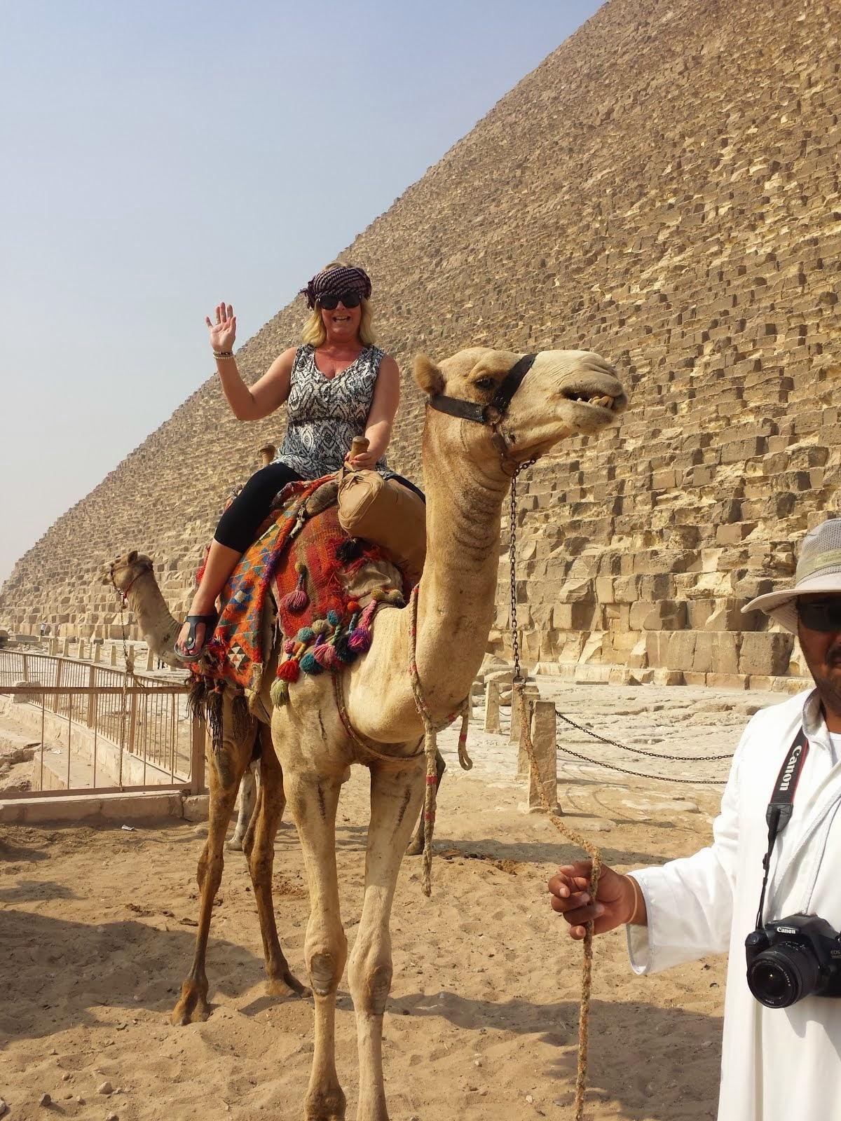 Pressetur til Egypt sept.-14!