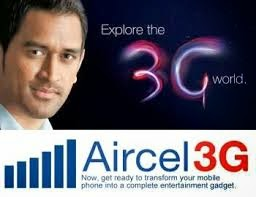 Aircel Free 500 MB Internet Data Usage per month | 6 Months Validity