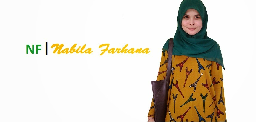 NF | Nabila Farhana