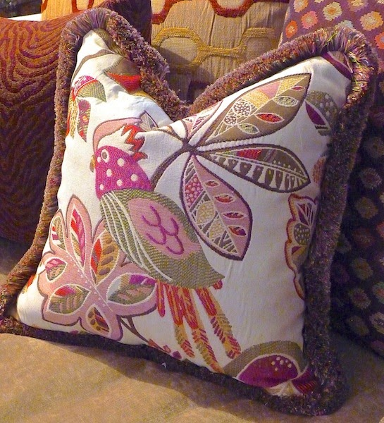 Decorative Throw Pillows Are A Fast And Easy Way To Update Your Décor Adding Fringe Will Take Pillow Designs The Next Level
