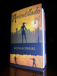 Amontillado - A Novel by Kevin Koperski