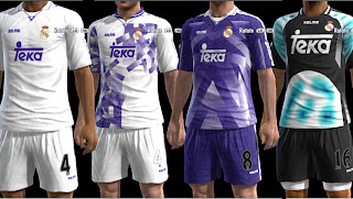 Classic Kits Real Madrid 1996-1997 by Olmajti