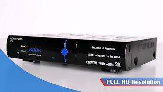 Atualizacao dor receptor Star Sat SR-2100 HD Hyper V1.18