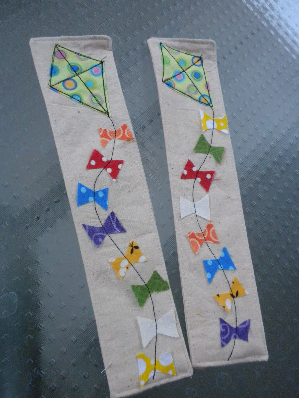 Sewing Sisters Young Women Bookmarks