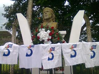 Cada 5 de mes, solidarios con los 5 cubanos