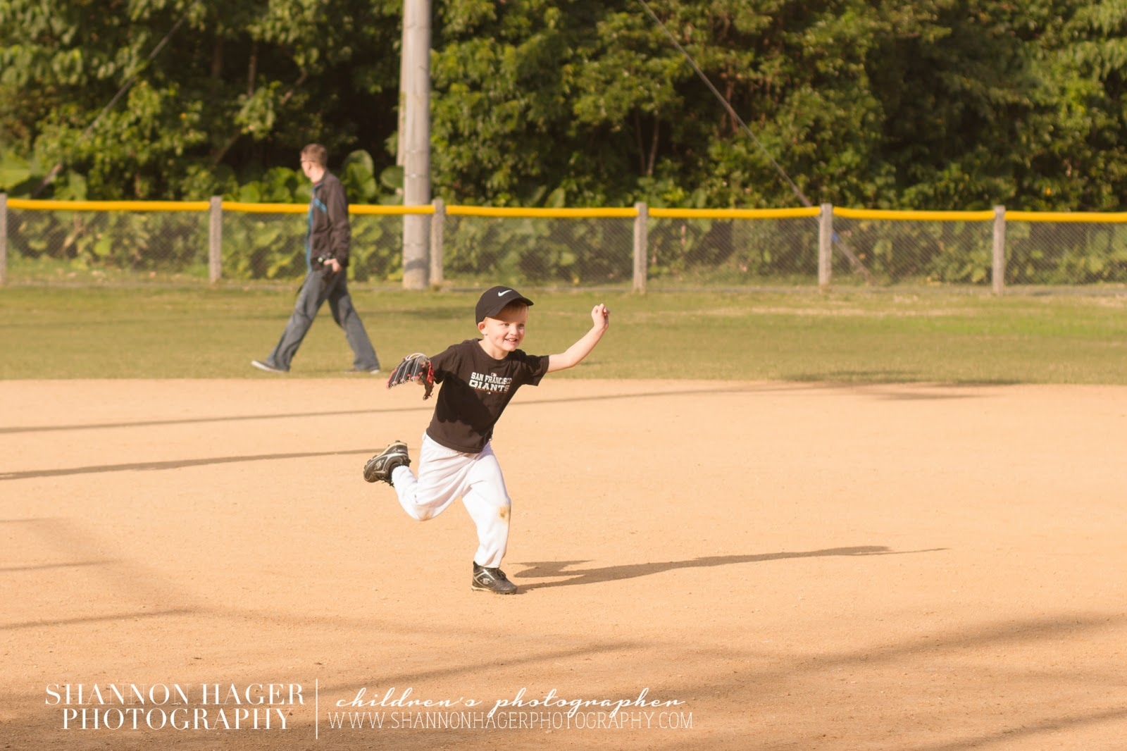 Portland Children's Photography by Shannon Hager Photography, Baseball