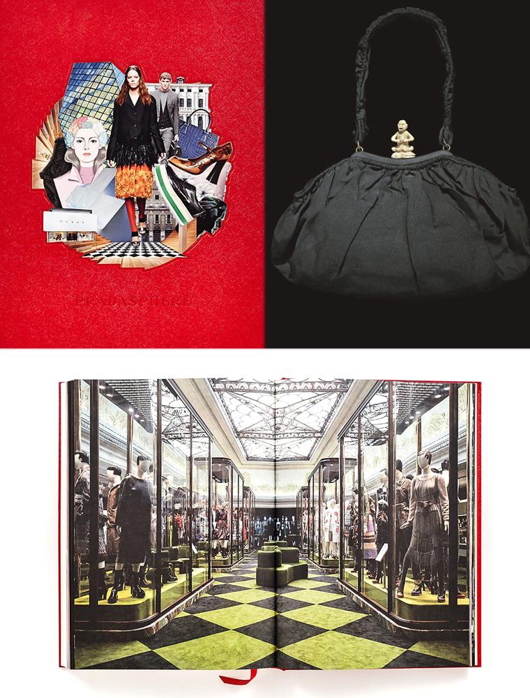 Pradasphere / Prada new book 2015 / fashion books new releases 2015 / via fashioned by love british fashion blog