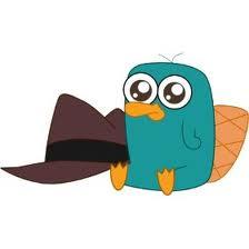 Este Es Perry El Ornitorrinco Bebe