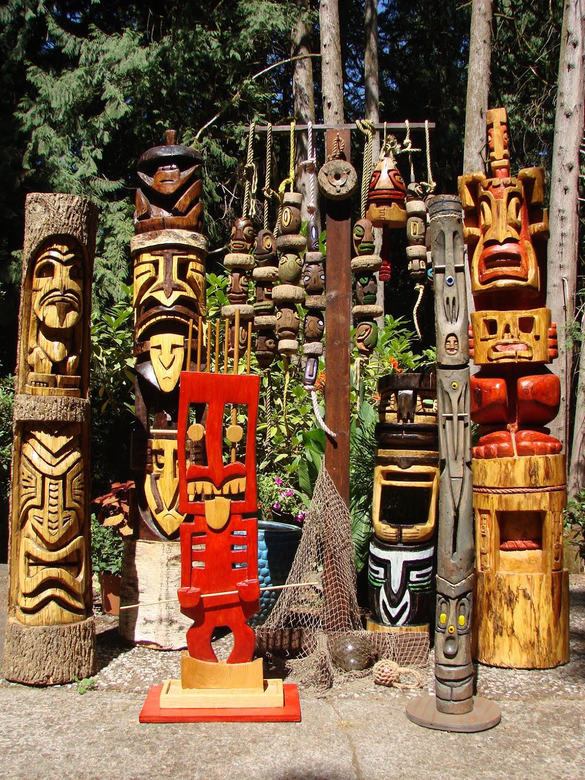 Some of the array of goods that I brought to Tiki Oasis this past Saturday and Sunday.