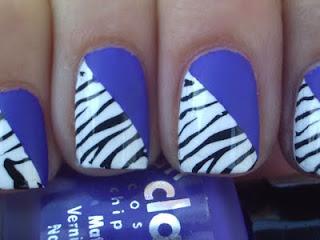 animal print na noktima 3