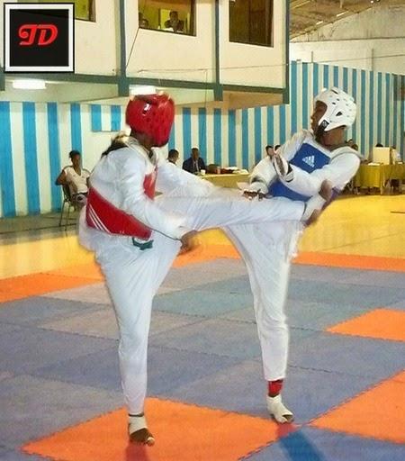 Jóvenes entrenadores con excelentes resultados en el taekwondo escolar