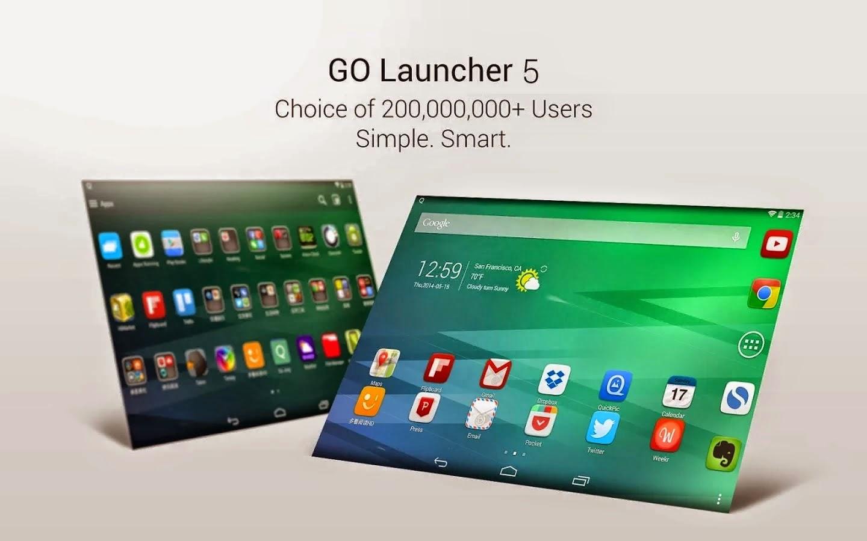 GO Launcher EX Prime v5.05.1
