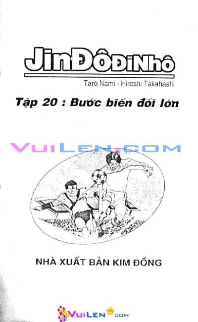 Jindodinho - Đường Dẫn Đến Khung Thành III  Tập 20 page 1 Congtruyen24h
