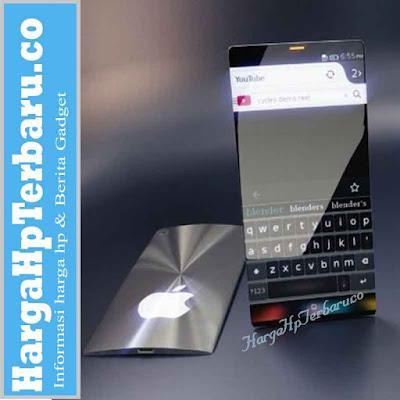 Inilah Konsep iPhone 7 Menggunakan Layar Lengkung