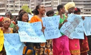 end ASUU Strike