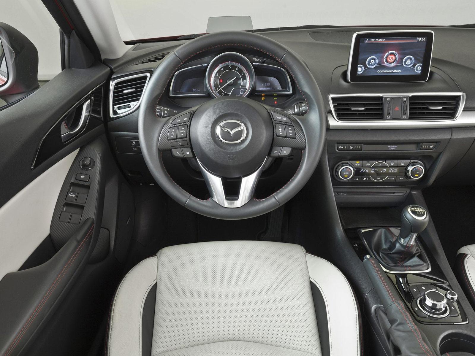 2014 Mazda 3 Sedan Japanese Car Photos 4 ...