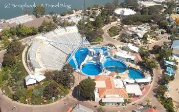 San Diego Sea World Dolphin Stadium