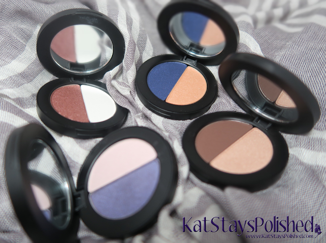 Youngblood Perfect Pair Mineral Eyeshadow Duos | Kat Stays Polished