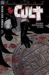 Dc Comics Batman miniserie Cult miniserie Ras al Ghul