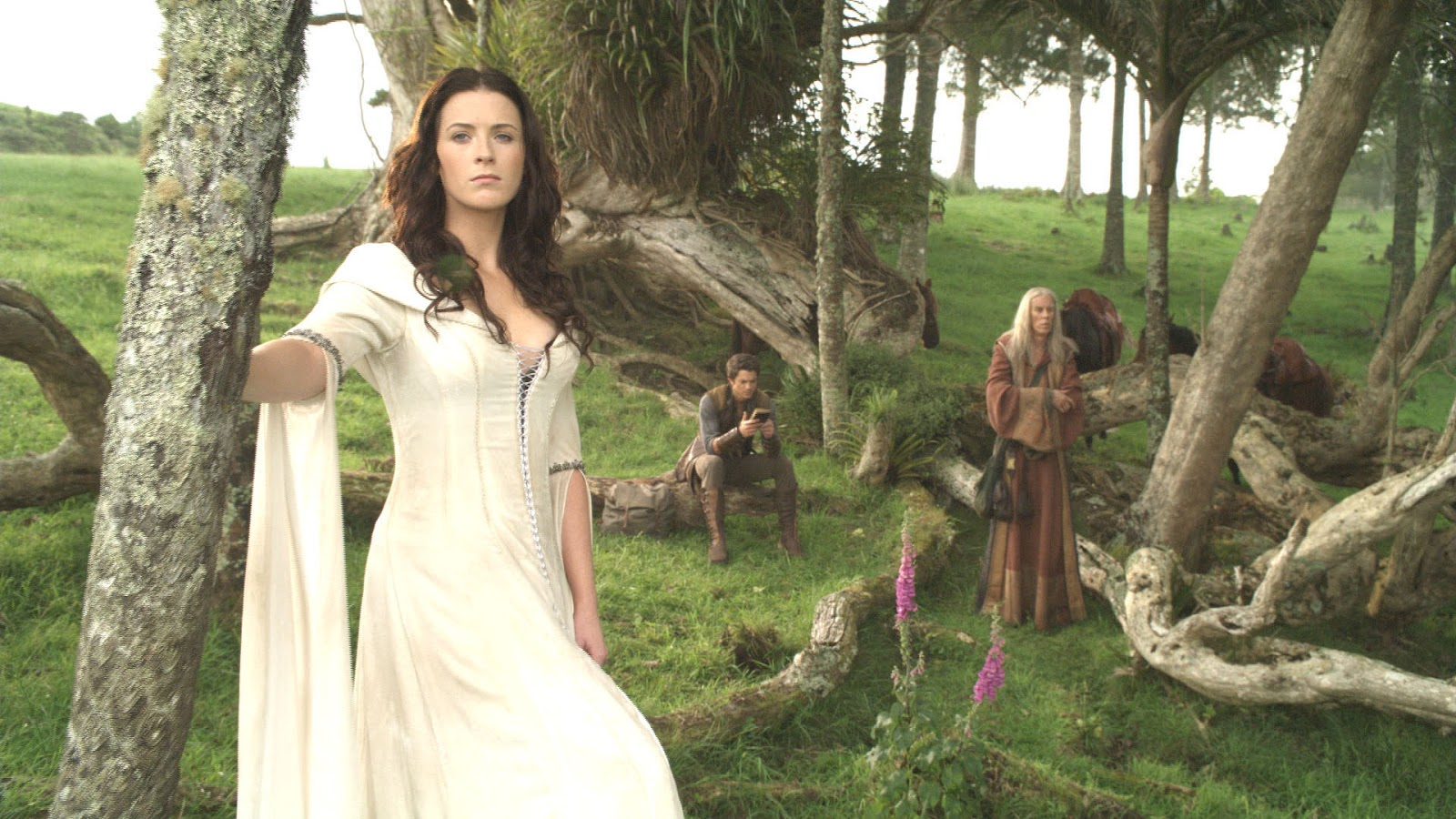 Legend of the seeker kahlan amnell outfit skyrim mod requests the