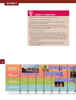 Panorama del periodo. Ubicación temporal y espacial del Renacimiento y de los viajes de exploración - Historia 6to Bloque 5 2014-2015