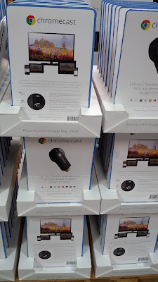 The Google Chromecast allows you to discontinue your cable service