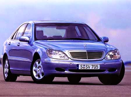 Mercedes Benz S-Class W220