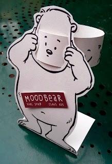 urso do humor para imprimir atividade infantil