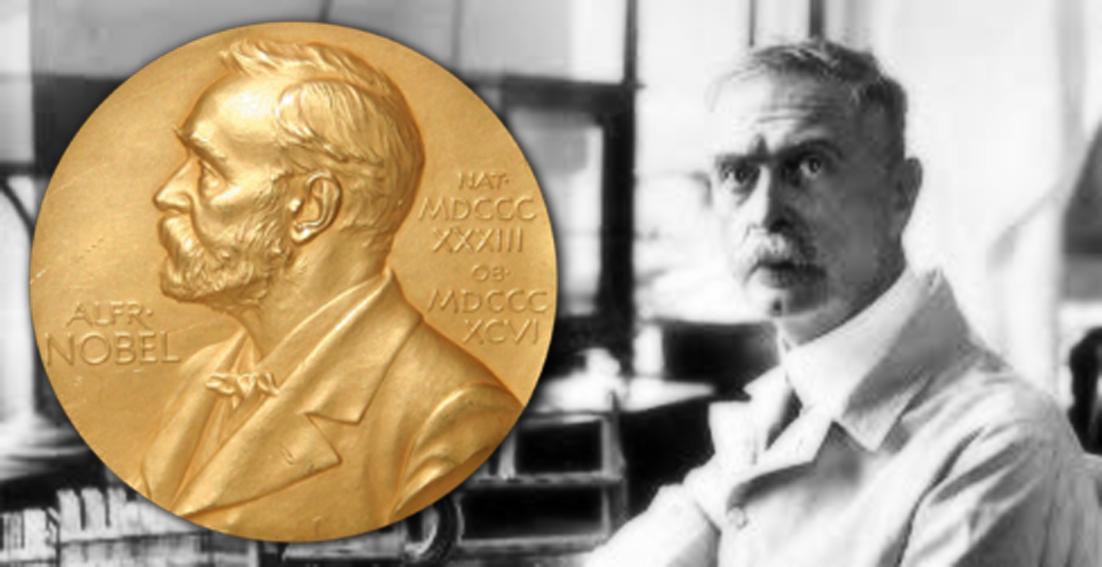 Karl Landsteiner peraih Nobel fisiologi dan kedokteran