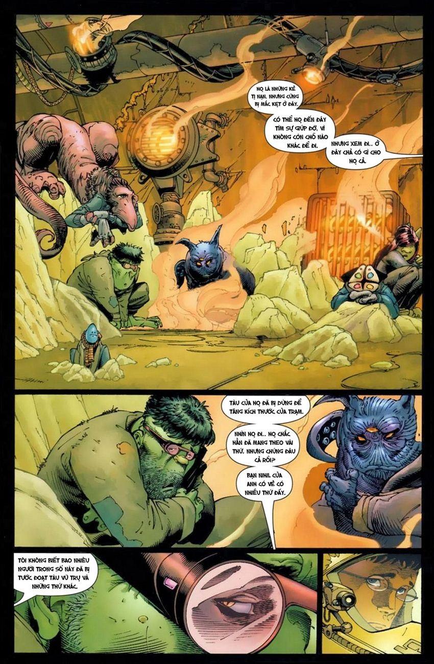 Ultimate Fantastic Four chap 16 - Trang 18