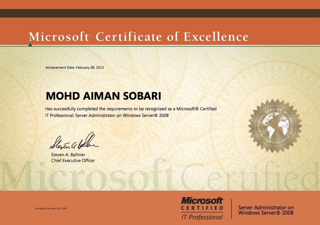 Mohd aiman 2013 this page also lists other certifications available for windows server 2012 and windows server 2008 1betcityfo Choice Image