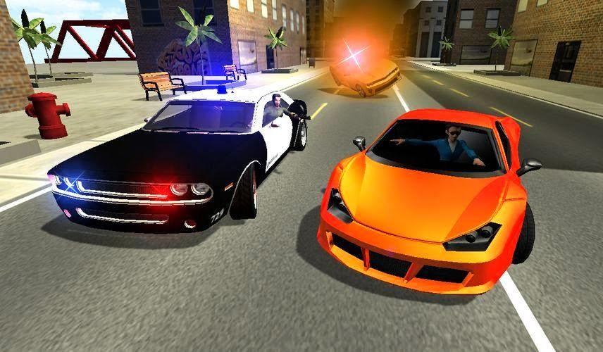 Menjadi Seorang Polisi di Game: Polisi Mengejar