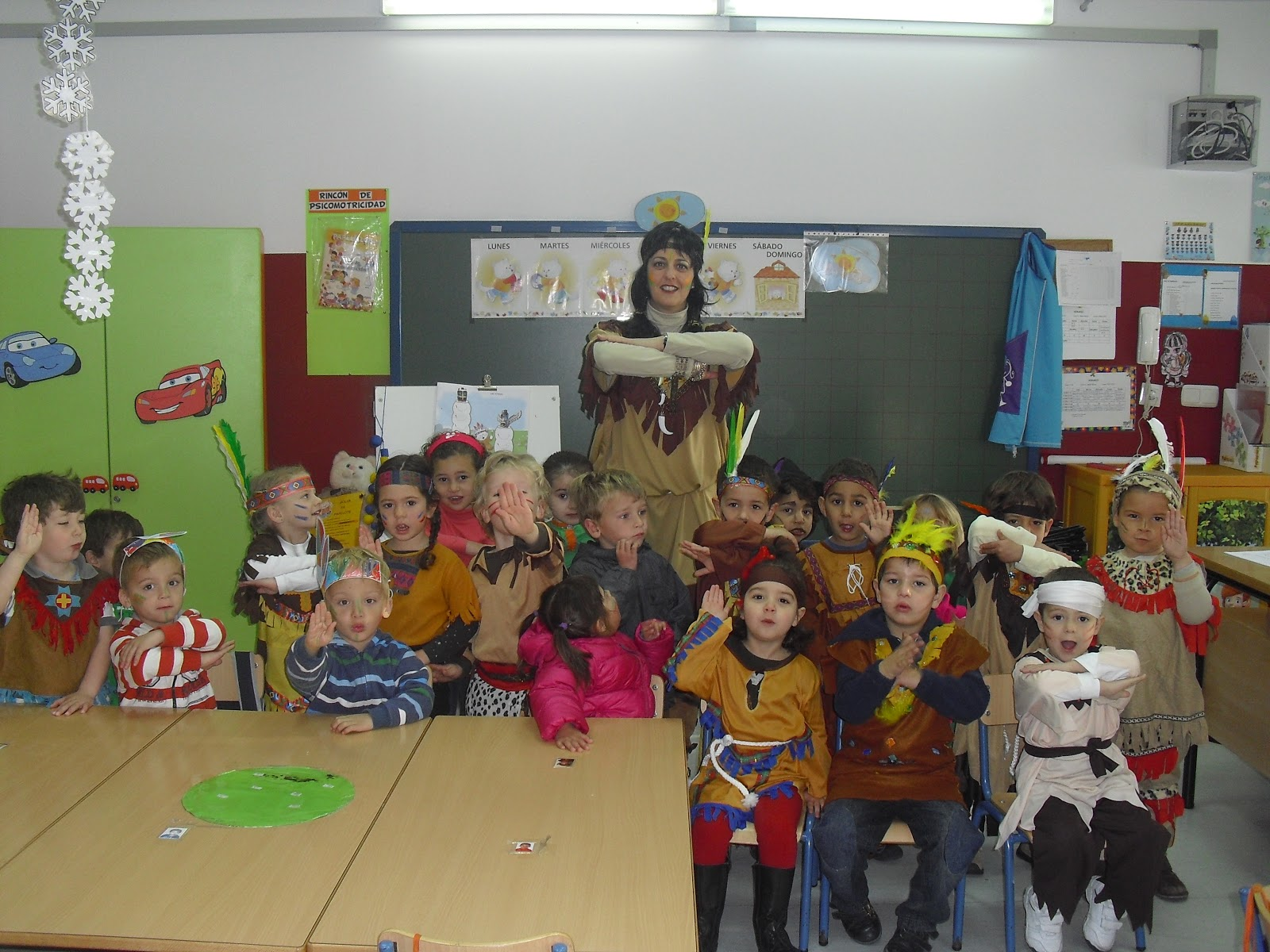 Infantil ceip jard n bot nico carnaval for Ceip jardin botanico