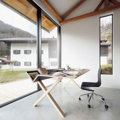 Meja Kantor, Desain Meja Kantor Yang Menginspirasi