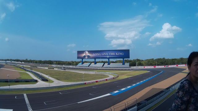 Long Life The King & Motor Sport Circuit