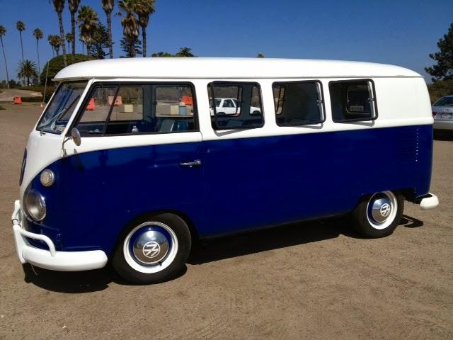 1965 VW Bus Splitty VW Bus