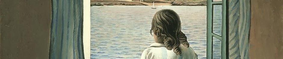 """""""Muchacha en la ventana"""" de Salvador Dalí"""