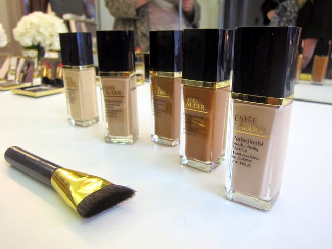 Estee Lauder Perfectionist Youth Infusing Foundation
