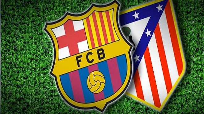 Ver Barcelona vs Atletico Madrid final liga BBVA (2014) Online
