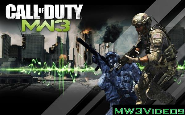 Before Its Finally Unveiled At E3 This Week Pimp Out Your Desktop IPhone Or IPad With Awesome Call Of Duty Modern Warfare 3 Wallpapers