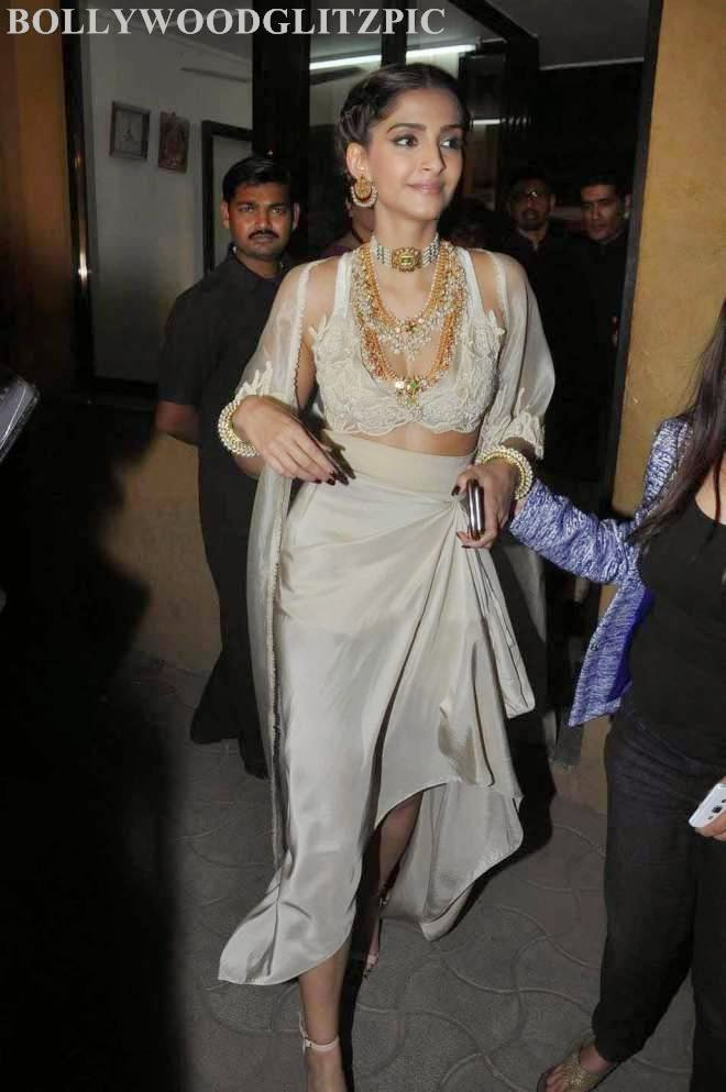 Sonam Kapoor Latest Glamorous Photos