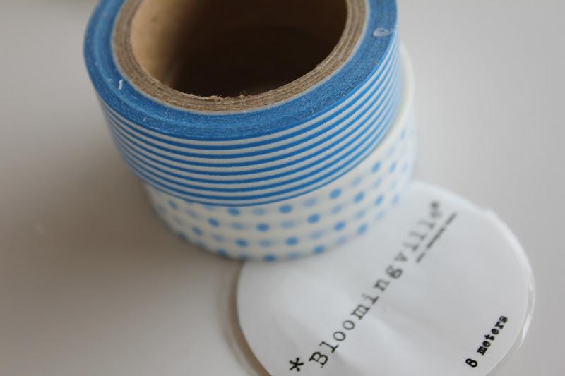 deko impressionen schon wieder masking tapes. Black Bedroom Furniture Sets. Home Design Ideas